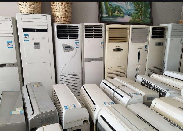 哈尔滨空调回收 哈尔滨二手空调回收 医院单位空调回收